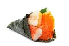 Rullo della California dei sushi Fotografie Stock Libere da Diritti