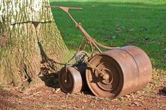 Rullo di giardino immagine stock