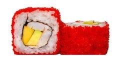 Rullo di sushi fresco Fotografie Stock Libere da Diritti