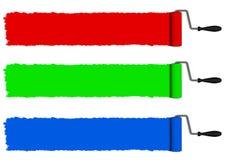 rulltrails Arkivbild
