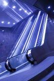 rulltrappa Arkivfoton