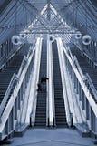 rulltrappa Royaltyfri Fotografi