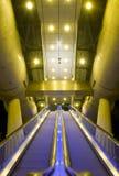 rulltrappa Arkivfoto