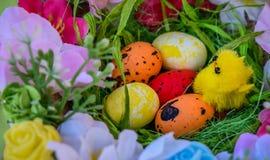 Rumäne-Ostern-Tradition stockfoto