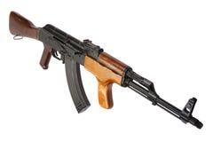 Rumäneversion der Kalaschnikow-AK 47 Lizenzfreies Stockbild