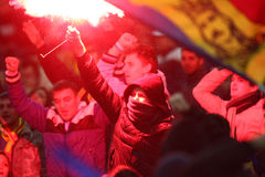 Rumänien Belgien Lizenzfreie Stockfotos