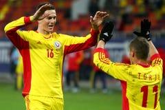 Rumänien Belgien Stockfoto