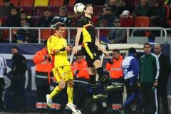 Rumänien Belgien lizenzfreies stockbild