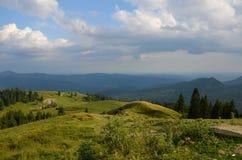 Rumänien-Berge Lizenzfreies Stockfoto