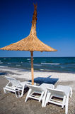 Rumänien - Black Sea Royaltyfri Bild