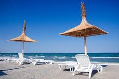 Rumänien - Black Sea Fotografering för Bildbyråer