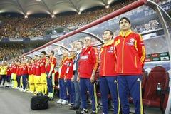 Rumänien die Türkei Stockbilder
