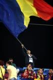 Rumänien-Holland Lizenzfreie Stockfotografie