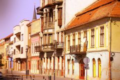 Rumänien - Klausenburg-Napoca Lizenzfreie Stockfotos