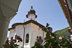 Rumänien-Kloster Stockbilder