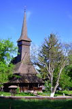 Rumänien kyrka Royaltyfri Fotografi