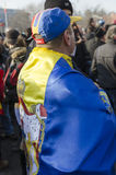Rumänien nationella dag Royaltyfri Foto