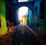 Rumänien Sibiu land Arkivfoton