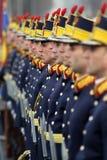 Rumänische Armee Stockbild