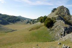Rumänische Berge Lizenzfreie Stockfotografie