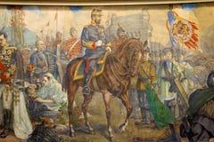 Rumänische Geschichte lizenzfreies stockbild