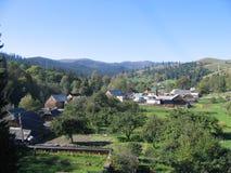 Rumänische Landschaft Stockbilder