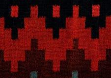 Rumänische nahtlose Mustervolksverzierungen Rumänische traditionelle Stickerei Ethnische Beschaffenheitsauslegung Traditionelles  Stockfotografie