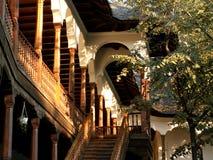 Rumänisches Gasthaus Lizenzfreie Stockfotos