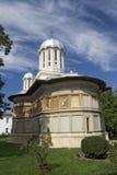 Rumänisches orthodoxes Kloster Lizenzfreie Stockfotos