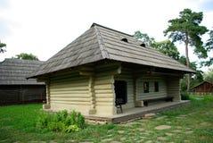 Rumänisches traditionelles Haus Lizenzfreie Stockbilder
