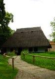 Rumänisches traditionelles Haus Lizenzfreie Stockfotos