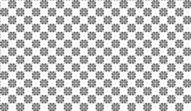 Rumänisches traditionelles nahtloses Muster Stockbilder