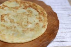 Rumänsk mat Arkivfoto