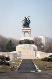 Rumänsk monument Royaltyfria Foton