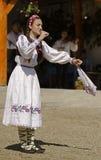 Rumänsk sångare Alexandra Chira Fotografering för Bildbyråer
