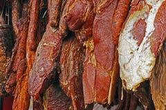 Rumänsk traditionell mat 17 Arkivbild