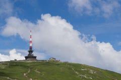 Rumänska Carpathian berg Arkivbilder