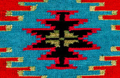 Rumänska folk sömlösa modellprydnader Rumänsk traditionell broderi Etnisk texturdesign Traditionell mattdesign arkivbilder