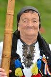 RumänskaTulnic spelare Royaltyfria Bilder