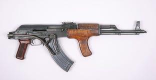 Rumänskt anfallgevär (AK47) Royaltyfri Bild