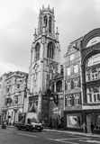 Rumänskt helgon George Church i London - LONDON - STORBRITANNIEN - SEPTEMBER 19, 2016 Royaltyfria Foton