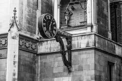 Rumänskt helgon George Church i London - LONDON - STORBRITANNIEN - SEPTEMBER 19, 2016 Fotografering för Bildbyråer