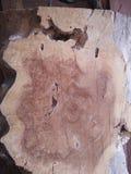 Rum är dekorerat trä arkivfoto