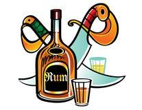 rum Zdjęcie Stock