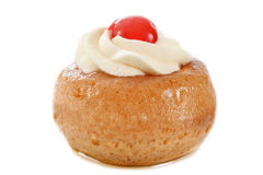 Rum baba Royalty Free Stock Photo