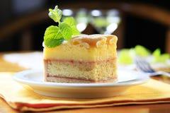 Rum cake Stock Photography