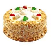 Rum cake Stock Image