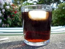 Rum and Coke stock images