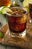 Rum and Cola Cuba Libre Stock Photography
