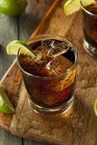 Rum and Cola Cuba Libre royalty free stock images